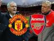 Ngoại hạng Anh trước vòng 36: MU – Mourinho cứu rỗi Arsenal