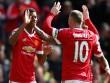 """Mourinho """"làm mới"""" áo số 10: Rashford """"phế truất"""" Rooney"""