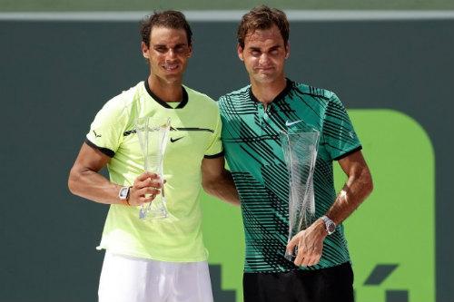 Roland Garros: Nadal vua ở đất nện, Federer vẫn sáng giá số 1 - 4