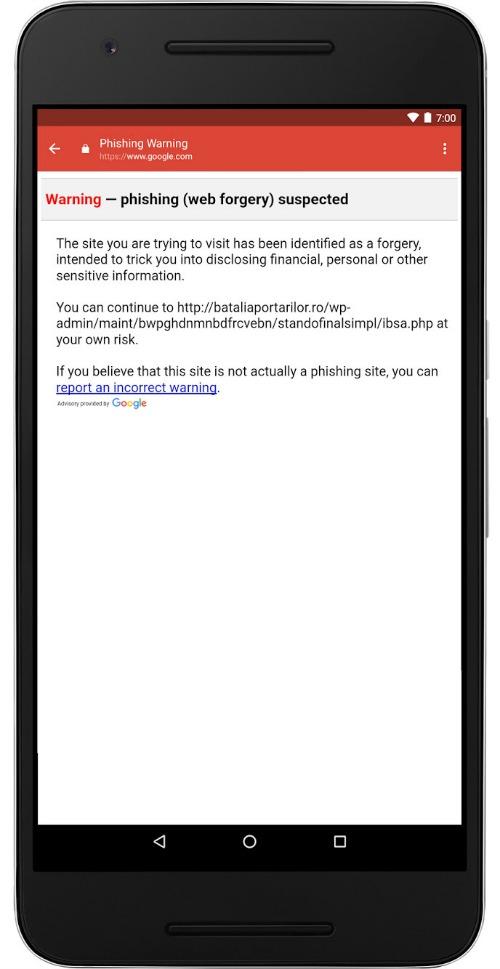 Google cập nhật tính năng bảo mật mới cho Gmail trên thiết bị Android - 1