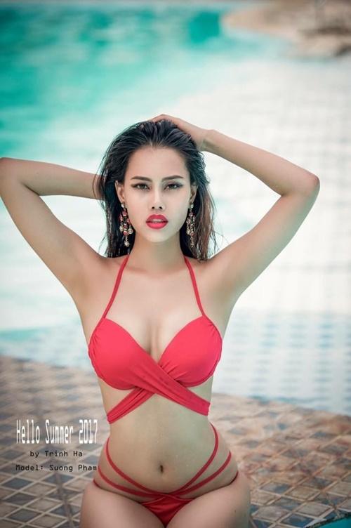 11 nàng mặt xinh đang hot ở cuộc thi hoa hậu Việt - 1