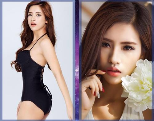 11 nàng mặt xinh đang hot ở cuộc thi hoa hậu Việt - 5