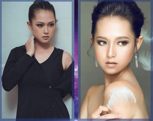 11 nàng mặt xinh đang hot ở cuộc thi hoa hậu Việt - 6
