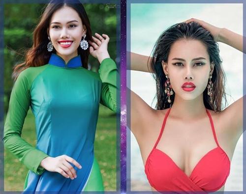 11 nàng mặt xinh đang hot ở cuộc thi hoa hậu Việt - 4