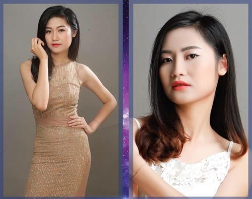 11 nàng mặt xinh đang hot ở cuộc thi hoa hậu Việt - 12