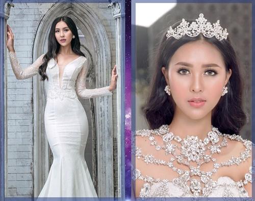 11 nàng mặt xinh đang hot ở cuộc thi hoa hậu Việt - 11