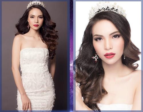 11 nàng mặt xinh đang hot ở cuộc thi hoa hậu Việt - 7
