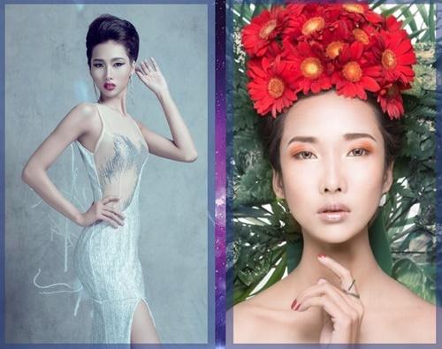 11 nàng mặt xinh đang hot ở cuộc thi hoa hậu Việt - 8