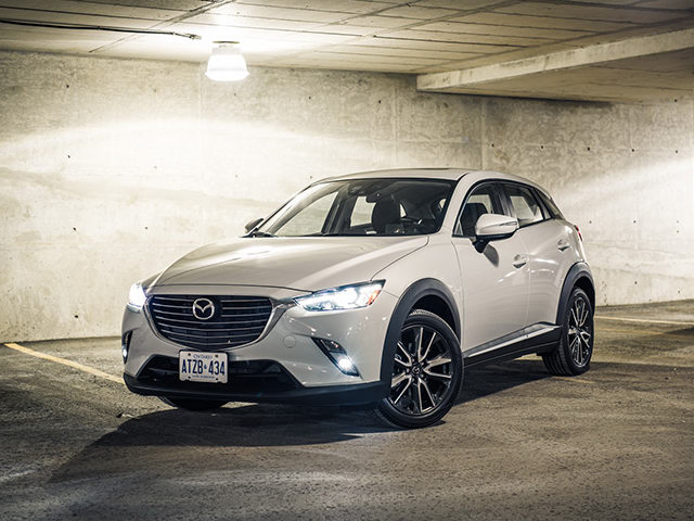 Mazda CX-3 GT Sport có giá 674 triệu đồng - 1