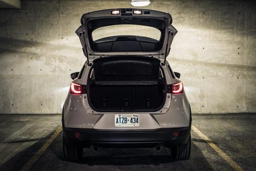 Mazda CX-3 GT Sport có giá 674 triệu đồng - 3