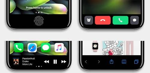 Ngỡ ngàng ngắm ảnh concept iPhone 8 - 3