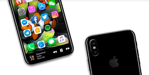 Ngỡ ngàng ngắm ảnh concept iPhone 8 - 4