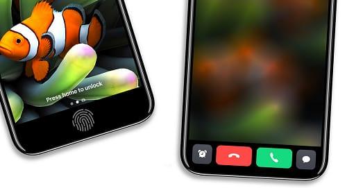 Ngỡ ngàng ngắm ảnh concept iPhone 8 - 5