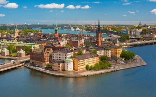 Điểm danh 10 thủ đô trong lành nhất thế giới - 1