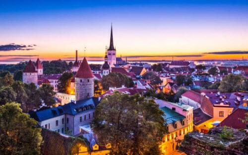 Điểm danh 10 thủ đô trong lành nhất thế giới - 7