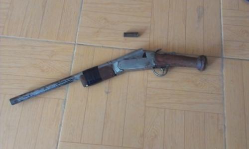 Cán bộ xã nổ 2 phát súng giải quyết mâu thuẫn đất đai - 1