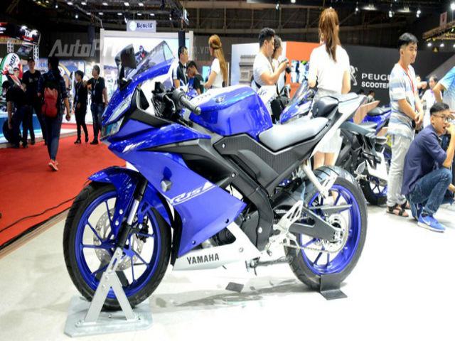 Phái mạnh Việt có nên chọn 2017 Yamaha R15 V3?