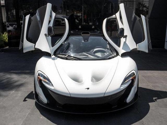 McLaren P1 cũ có giá lên đến 59 tỷ đồng - 1