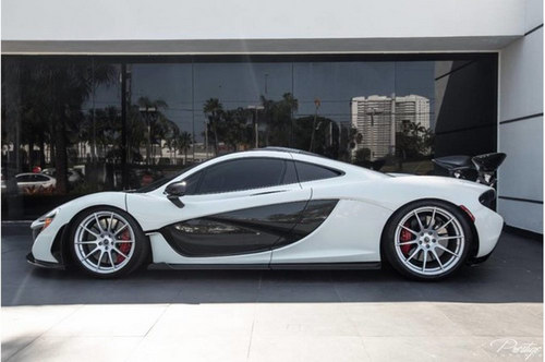 McLaren P1 cũ có giá lên đến 59 tỷ đồng - 2