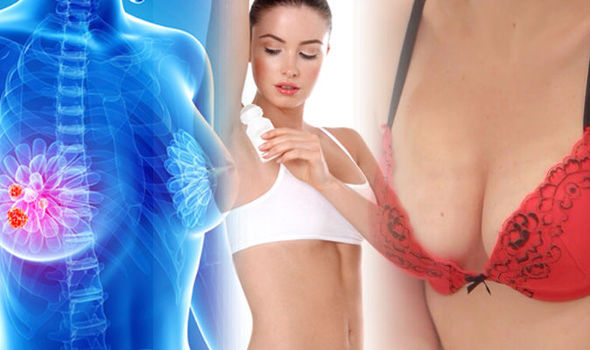 Lăn khử mùi có gây ung thư vú không? - 1