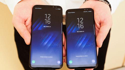 Galaxy S8 phá kỷ lục doanh số, tăng gấp 3 lần Galaxy S7 - 1