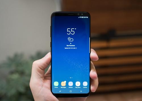 Galaxy S8 phá kỷ lục doanh số, tăng gấp 3 lần Galaxy S7 - 2