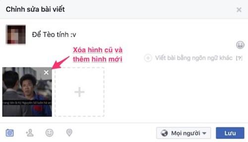 Mẹo thay đổi hình ảnh trên Facebook không bị mất Like - 2
