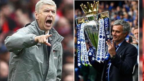 """Mourinho: Chưa giỏi, vẫn """"trên cao nhìn xuống"""" Wenger - 2"""