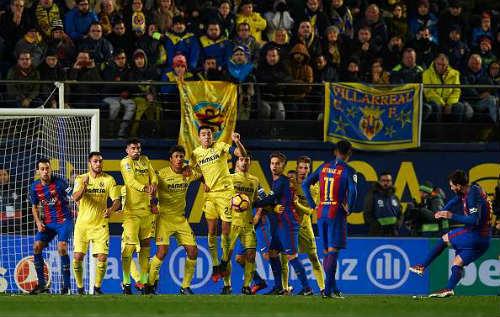 Chi tiết Barcelona - Villarreal: Tưng bừng với Messi, Suarez, Neymar (KT) - 11