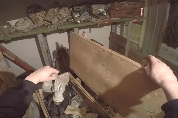 Video: Khám phá nhà máy bỏ hoang, phát hiện bí mật rợn người - 2
