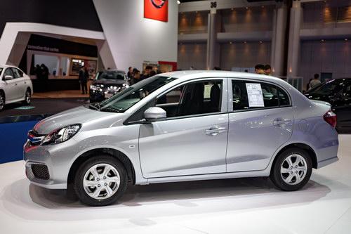 Xe nhỏ giá rẻ Honda Brio chỉ từ 324 triệu đồng - 3