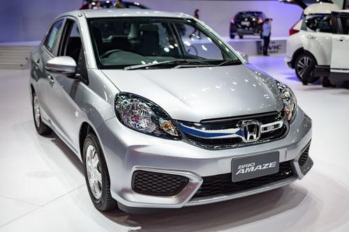 Xe nhỏ giá rẻ Honda Brio chỉ từ 324 triệu đồng - 5