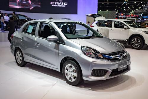 Xe nhỏ giá rẻ Honda Brio chỉ từ 324 triệu đồng - 6