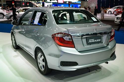 Xe nhỏ giá rẻ Honda Brio chỉ từ 324 triệu đồng - 7