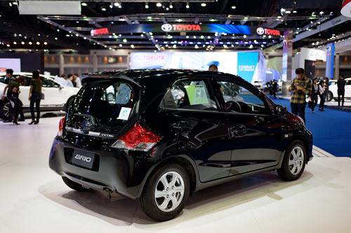Xe nhỏ giá rẻ Honda Brio chỉ từ 324 triệu đồng - 8