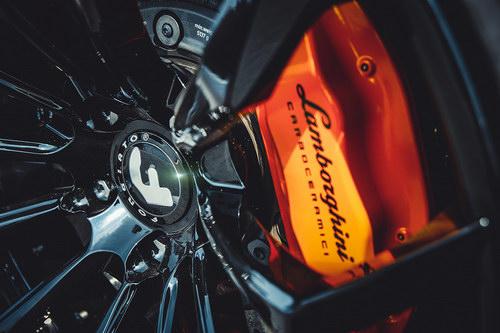 Lamborghini Huracan lên mâm Forgiato 240 triệu đồng ở Việt Nam - 5