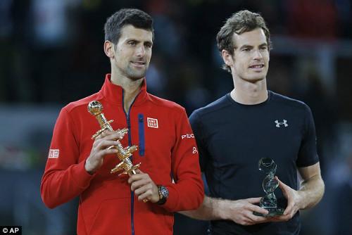 Madrid Open: Nadal sớm đụng Djokovic, vẫn mơ vô địch - 2