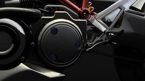 2017 Furion M1: Viễn cảnh tương lai của môtô - 4