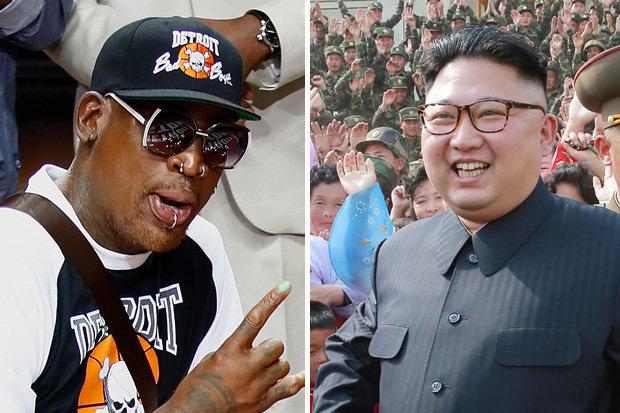 """""""Bạn suốt đời"""" của Kim Jong-un nói về hạt nhân Triều Tiên - 1"""
