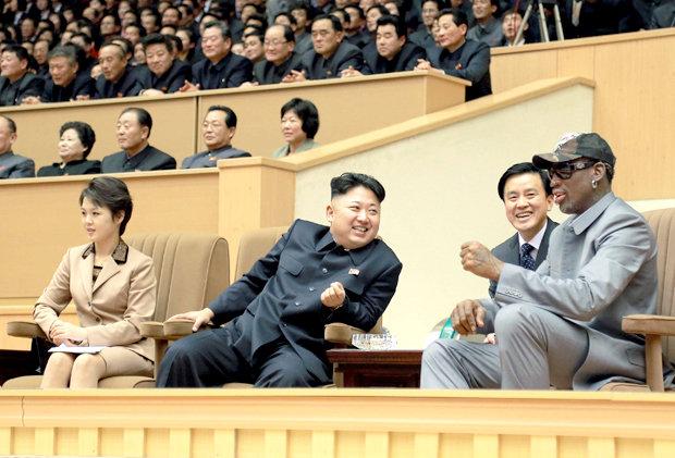 """""""Bạn suốt đời"""" của Kim Jong-un nói về hạt nhân Triều Tiên - 2"""