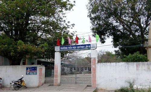 Nghệ An: Hàng trăm học sinh vừa học vừa run vì trường xuống cấp nặng - 6