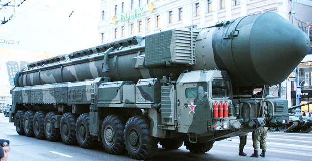 """Tên lửa """"địa ngục hạt nhân"""" của Nga khiến Mỹ lép vế - 2"""
