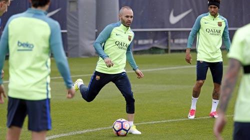 Chi tiết Barcelona - Villarreal: Tưng bừng với Messi, Suarez, Neymar (KT) - 7