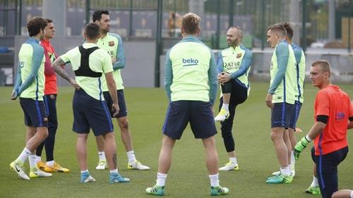 Chi tiết Barcelona - Villarreal: Tưng bừng với Messi, Suarez, Neymar (KT) - 8
