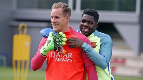 Chi tiết Barcelona - Villarreal: Tưng bừng với Messi, Suarez, Neymar (KT) - 9