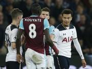 Bóng đá - West Ham – Tottenham: Bước ngoặt khủng khiếp