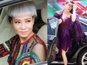 """Ca nhạc - MTV - Sao """"cưỡi"""" xế tiền tỷ đi chấm thi: Hà Hồ """"chưa là gì"""" với Thu Minh"""