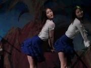 Ca nhạc - MTV - Mỹ nữ Hàn gặp sự cố ngượng chín mặt vì nhảy quá sung