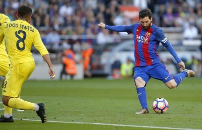 Chi tiết Barcelona - Villarreal: Tưng bừng với Messi, Suarez, Neymar (KT) - 6