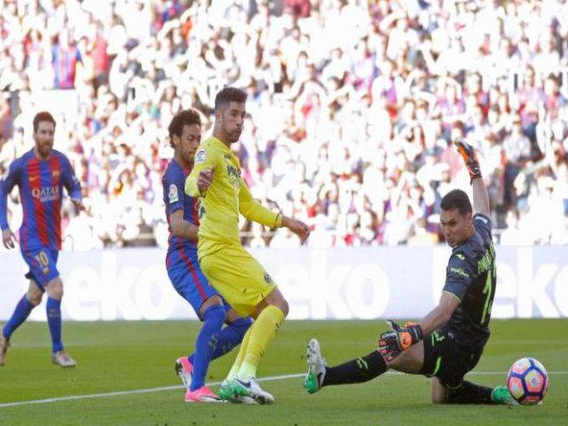 Barcelona - Villarreal: Panenka và tưng bừng 5 bàn thắng